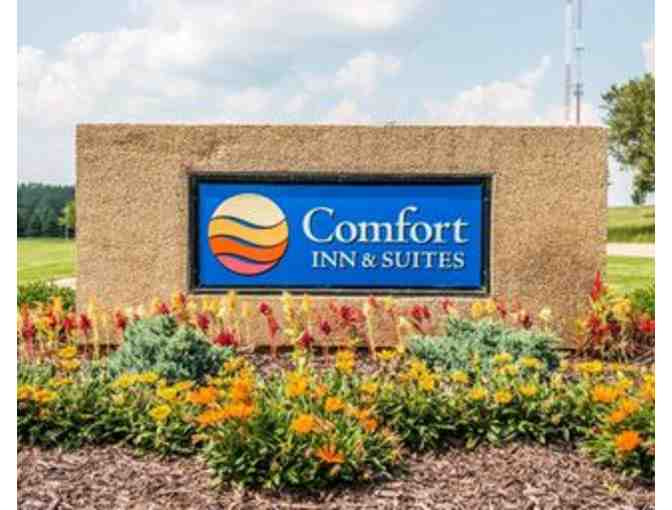 Overnight Stay at Comfort Inn Mt Pleasant
