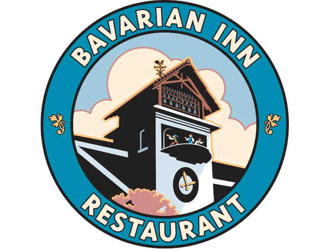 Two Family Style Chicken Dinners With Tax at Bavarian Inn
