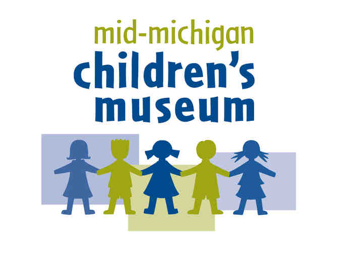 Family Pass to the Mid Michigan Children's Museum
