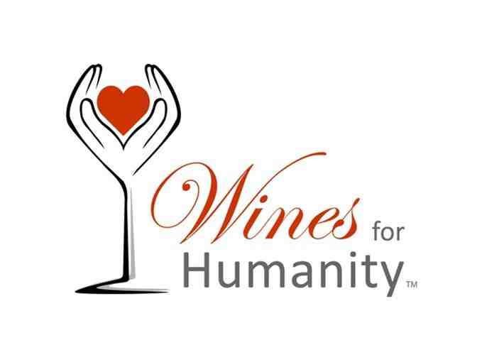 Wines for Humanity in-home wine tasting