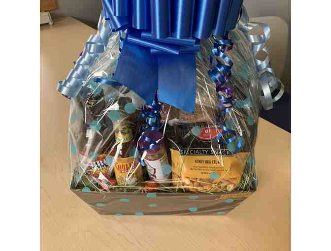 Eastman Party Store BBQ Gift Basket