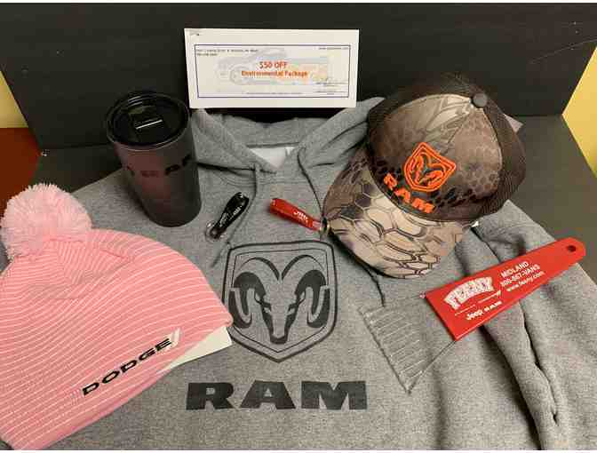 RAM Fan Box