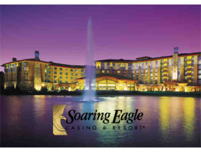Soaring Eagle Casino Concert, Hotel & Dining Package