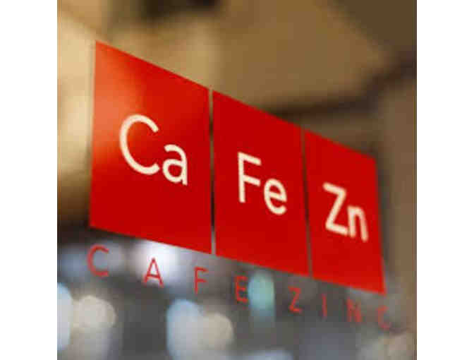 $100 Gift Certificate for Cafe Zinc - Photo 3