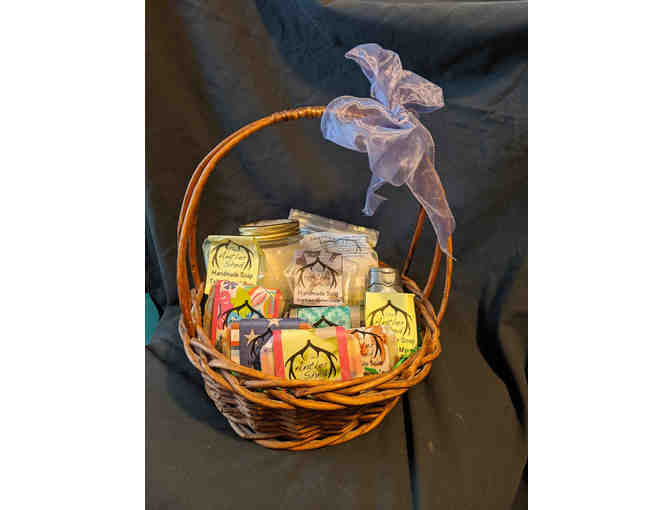 Antler Shed Personal Care Gift Basket - Photo 1
