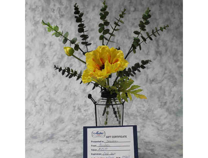 Austin's Flower & Gifts Flower Arrangement and Gift Card - Photo 1