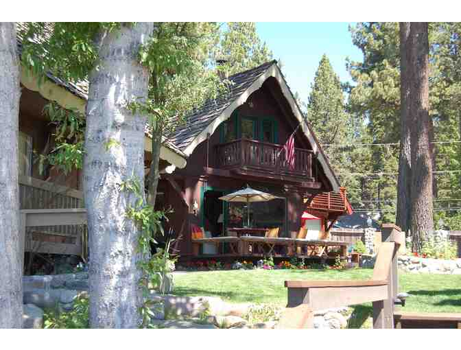 Lake Tahoe Cabin Retreat