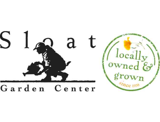 Sloat Garden Center Gift Certificate