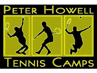 Peter Howell Tennis Camp