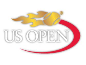 Two US Open Tickets and Seating in the President's Box
