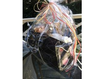 Natural Body Gift Basket and Massage
