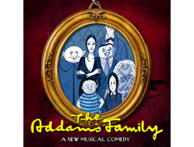 Rise Above Performing Arts 4 Premier tickets to The Addams Family