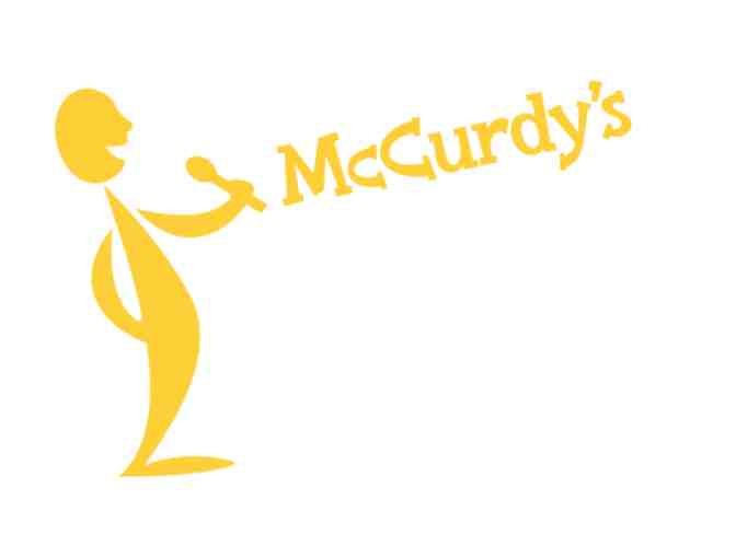 Two Tickets to McCurdy's Comedy Club!
