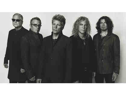 Four Tickets to An Intimate Evening with Bon Jovi!