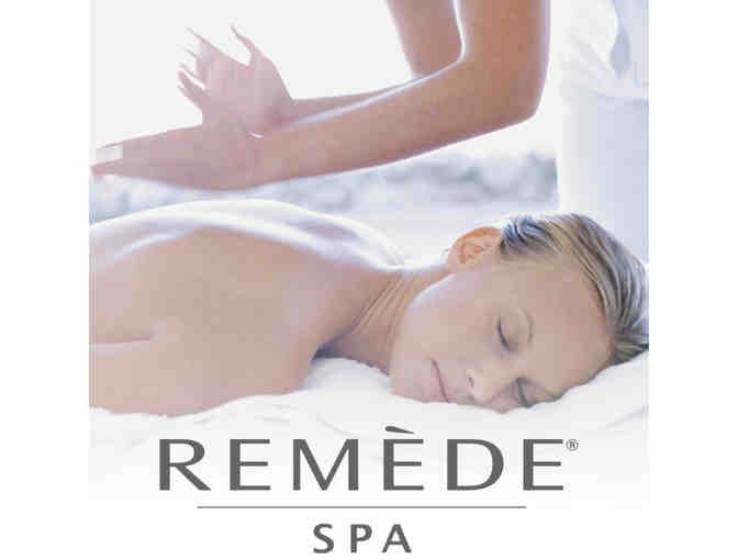 60 min massage (tip included) at the  Remede Spa Aspen - Photo 1