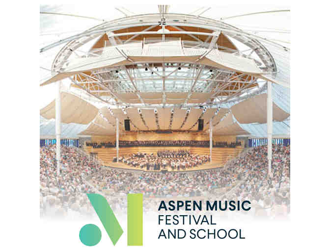2 Tickets to Aspen Music Festival - Photo 1