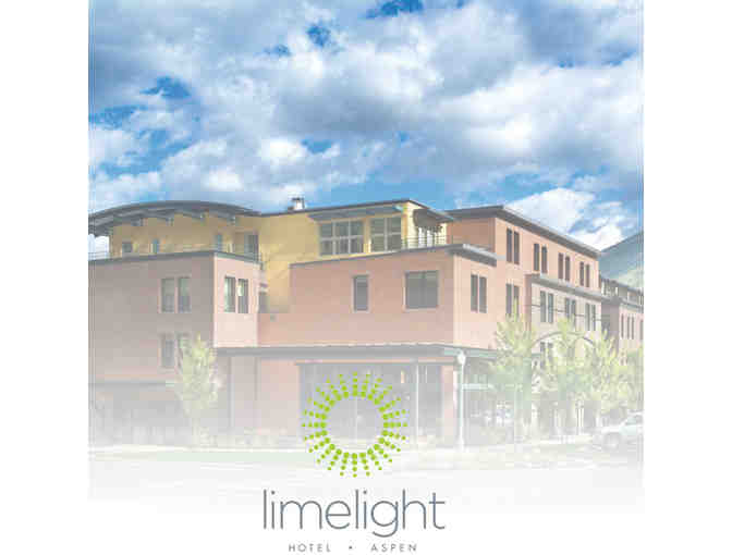 1 Night Stay at the Limelight Hotel Aspen