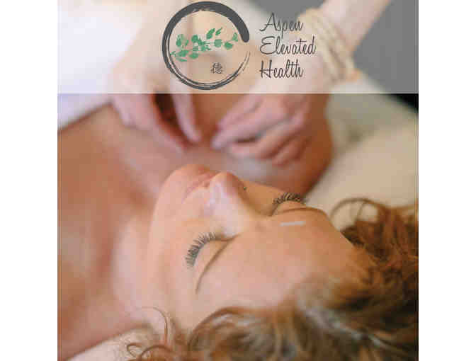 1 60 minute acupuncture session from Aspen Elevated Health