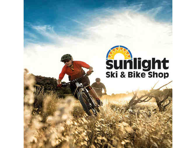 Bike or Ski Tuneup from Sunlight Ski & Bike