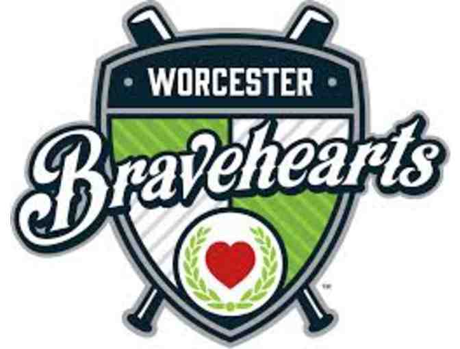 4 Reserved Box Seats for Worcester Bravehearts