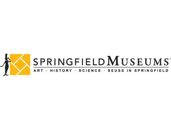 Family 4 Pack / Free Admission to the Springfield Museums