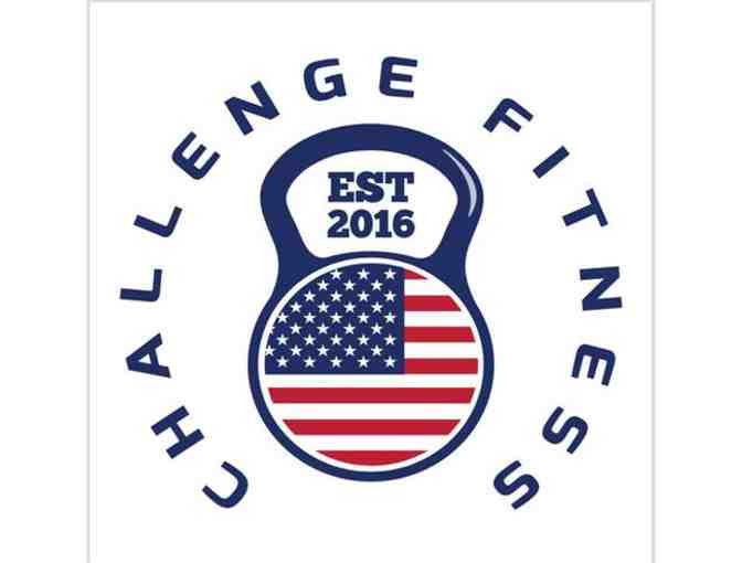 One Month of Unlimited Group Exercise and Yoga Classes at Challenge Fitness