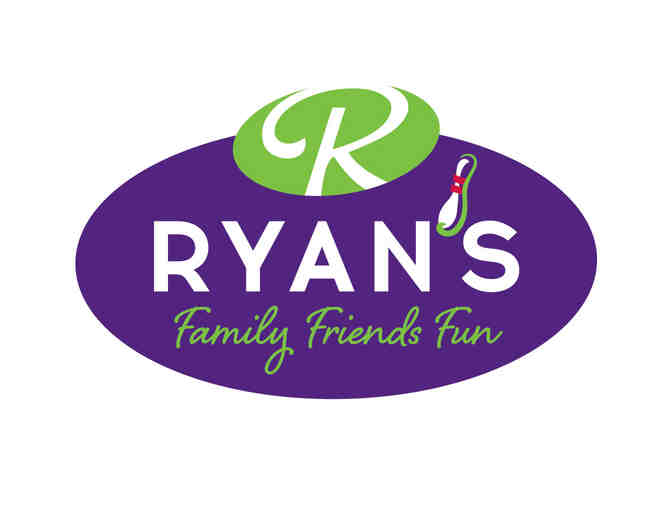 Family Fun for 4 at Ryan's Family Amusement