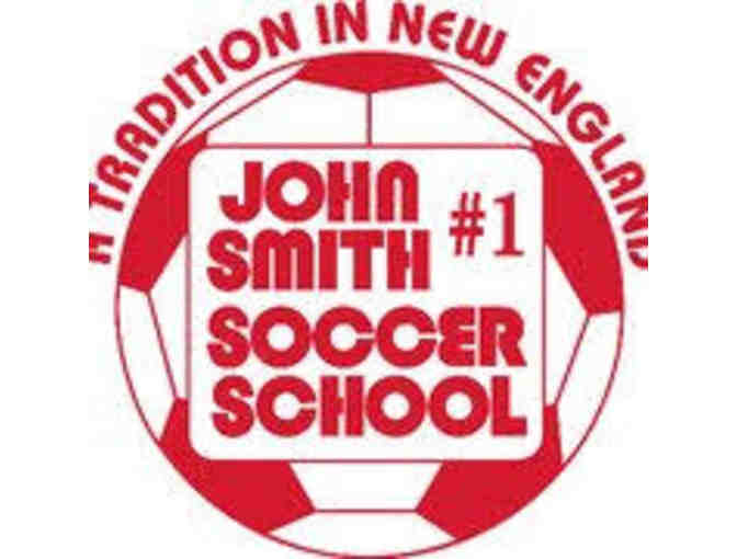 1 Week of Full Day Soccer Camp at Olin College, Needham