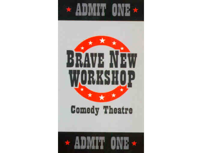 Brave New Workshop Comedy Theater - Two Tickets