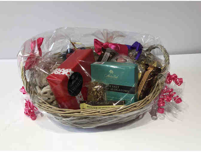 A Basket Chock Full of ABDALLAH Candy!