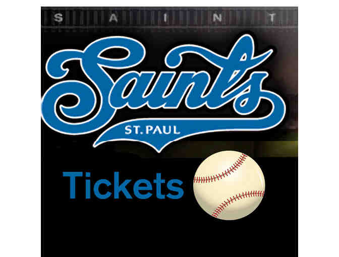 2 Outfield Reserve Tickets to May or June 2018 Regular Season Saints Baseball Game