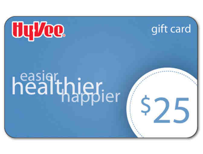 A $25 Gift Card from Hy-Vee, One of America's Top 25 Supermarkets