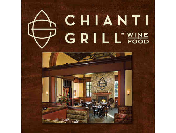 $50 Gift Card to Chianti Grill or Porterhouse Steak & Seafood - Photo 1