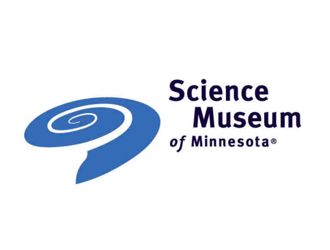 Two Ticket Vouchers for The Science Museum of Minnesota and the Omnitheater