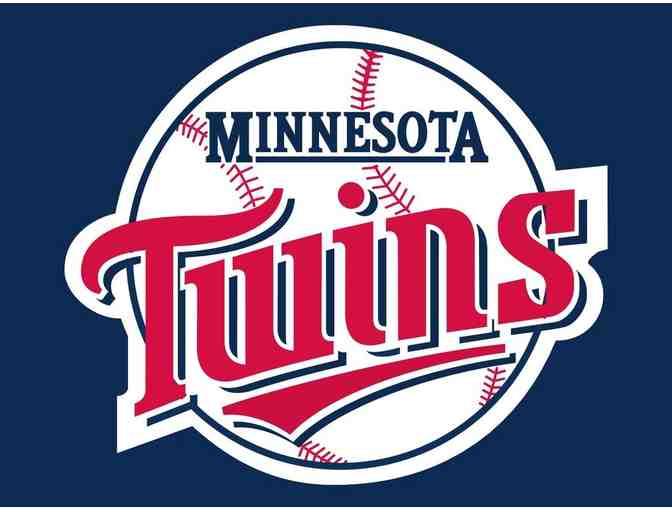 4 tickets to Twins vs Royals, June 15, Legends Club