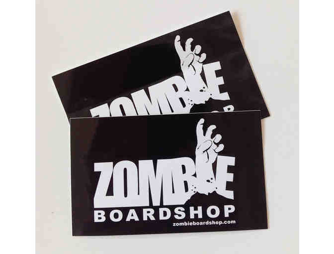 $100 Gift Certificate to Zombie Board Shop