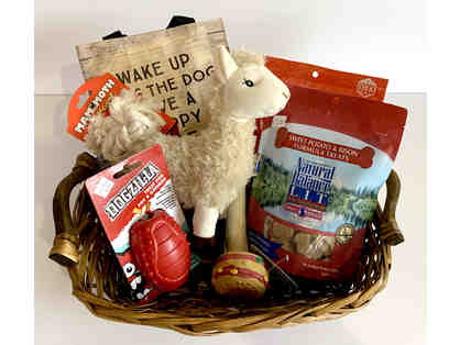 A Goodie Basket for Your Best Four Legged Friend!