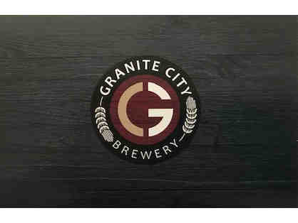 Granite City Brewery $50 gift card