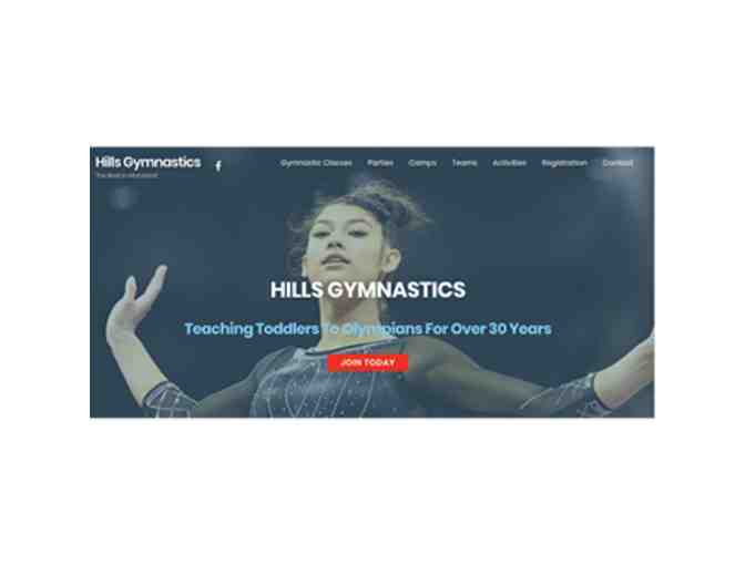 Hill Gymnastics $50 Gift Certificate - Photo 1
