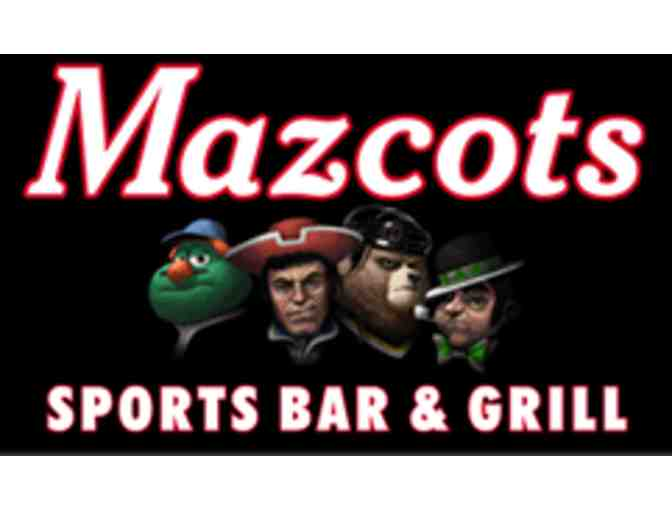 $20 gift certificate to Mazcots Sports Bar and Grill - Photo 1