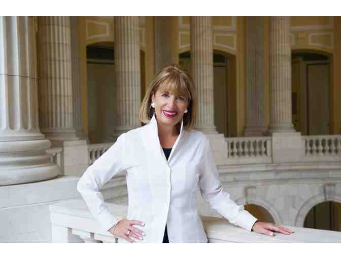 Lunch With Congresswoman Jackie Speier on Capitol Hill - Photo 1