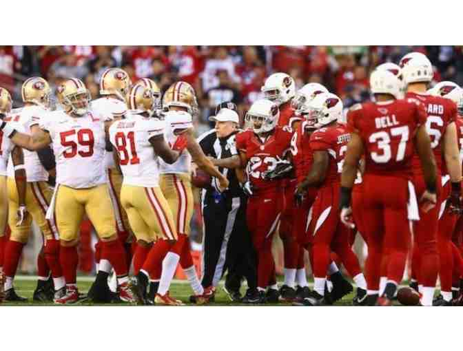San Francisco 49ers vs. Arizona Cardinals (Parking Included) - Photo 2