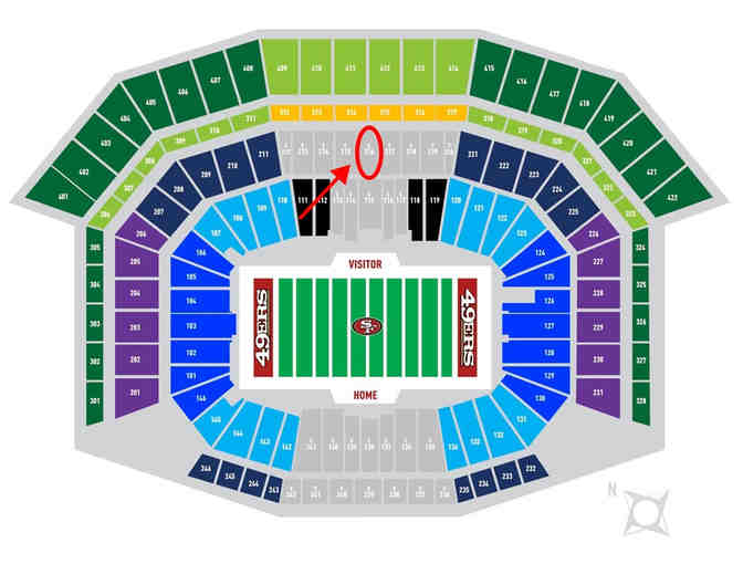 San Francisco 49ers vs. Arizona Cardinals (Parking Included) - Photo 3