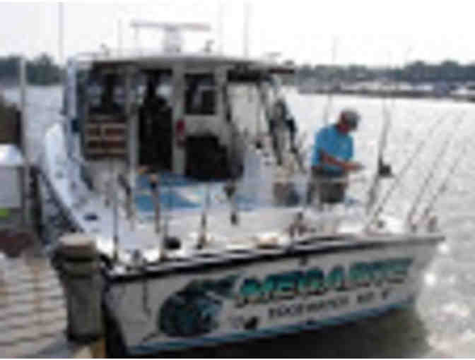 Chesapeake Bay Experience for 6 with MegaBite Fishing Charters - Annapolis, MD - Photo 2