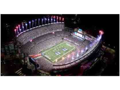 Patriots Tickets (Section 107 | Row 12 | Seats 1 & 2)