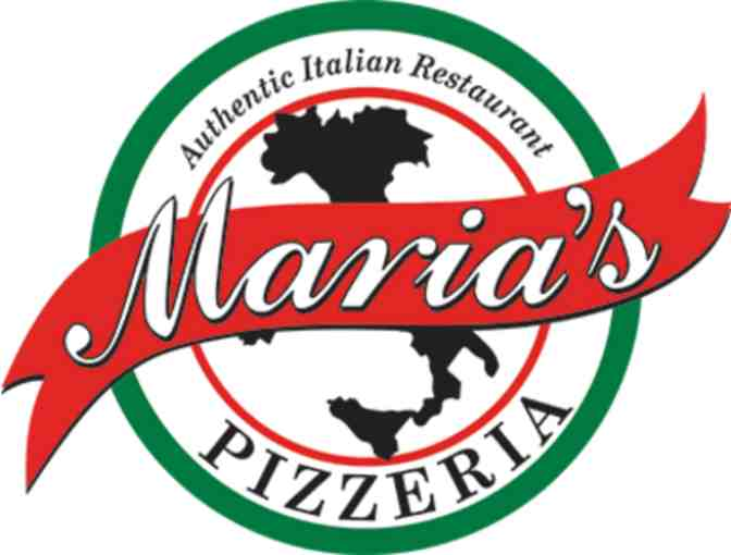 Maria's Pizza Gift Card - Photo 1