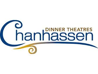 4 Chanhassen Dinner Theatre Tickets