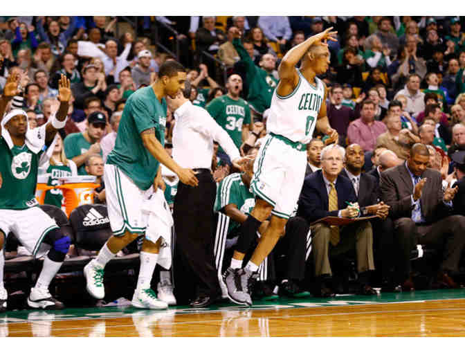 2 Courtside Celtics Tickets - November 27 vs. Grizzlies