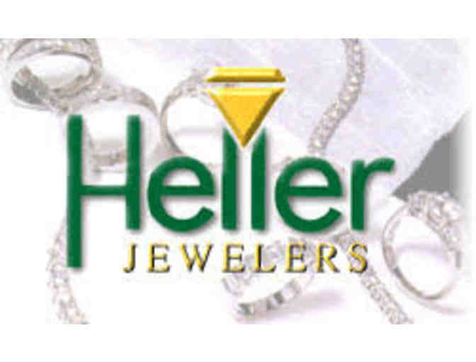 $100 Gift Certificate for Heller's Jewelers
