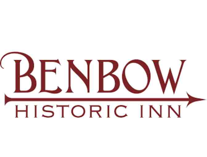 1 Night Stay at Benbow Historic Inn